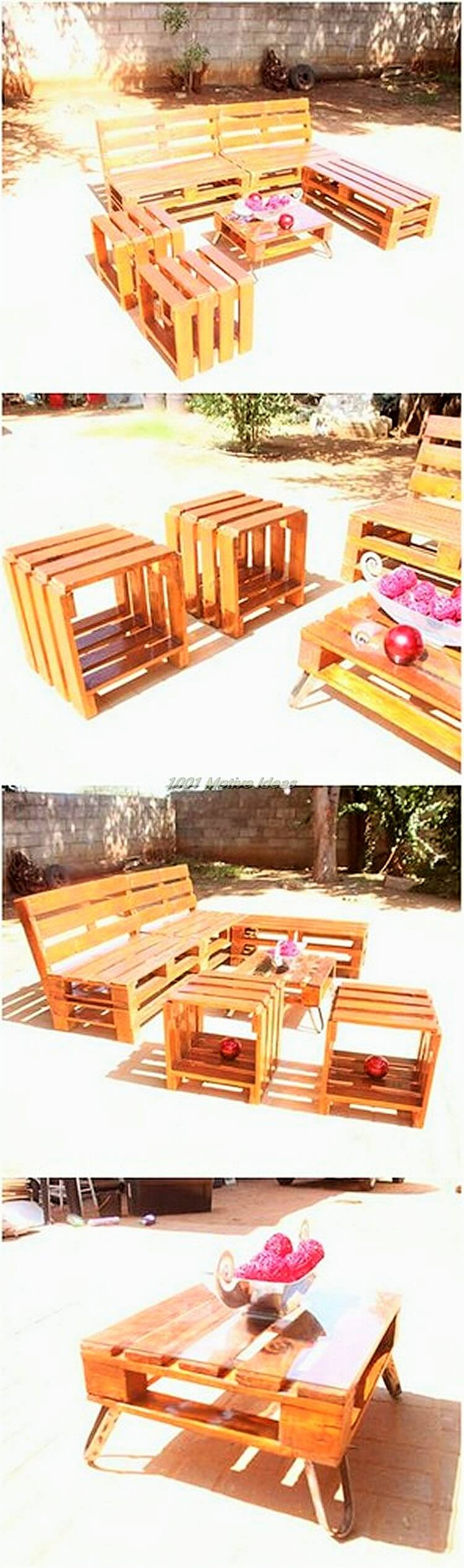 wooden-Pallet-Banch-furniture-Project-Ideas-004