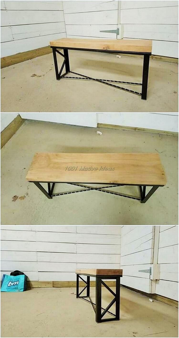 wooden-Pallet-Banch-furniture-Project-Ideas-008