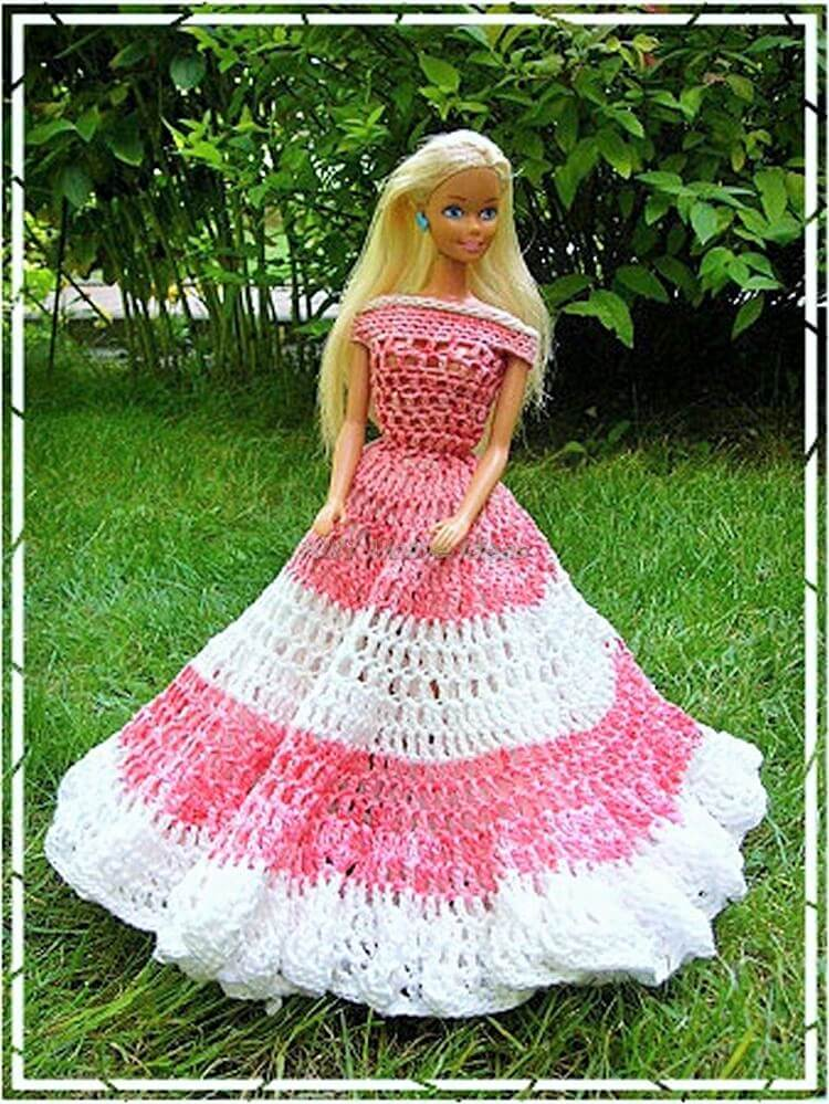 Diy-best-Crochet- Doll-Baby-dress-ideas-09