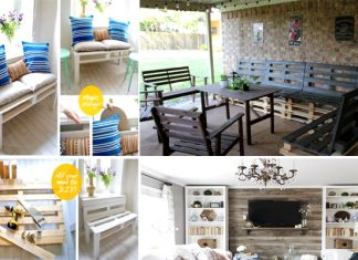Awesome DIY Wood Pallet Ideas
