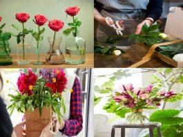 fresh flowers tips