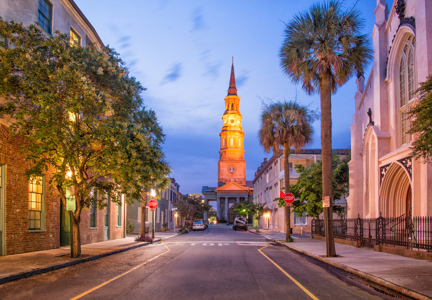 Charleston tour guide