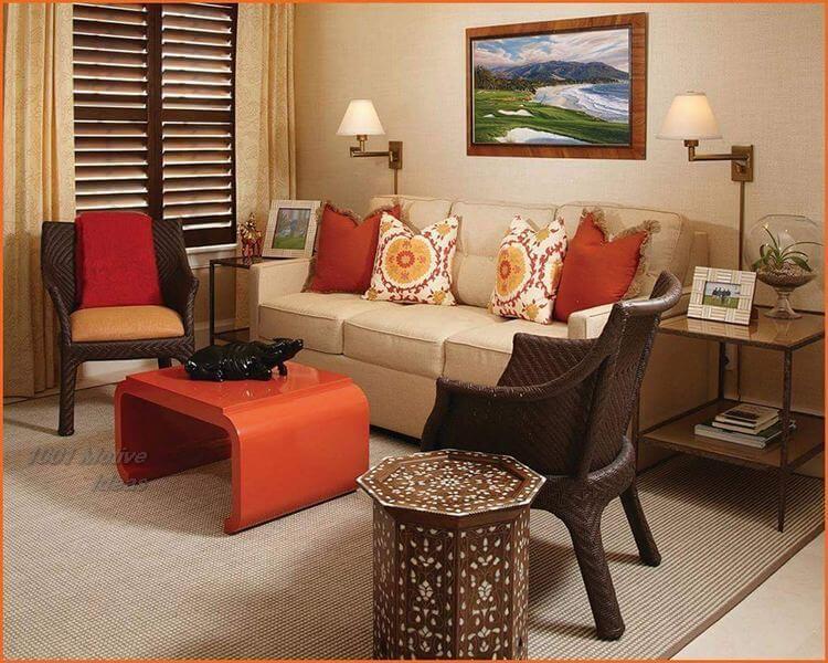 Living-room-Diy-Home-Decor- Designs-free-patterns- 02