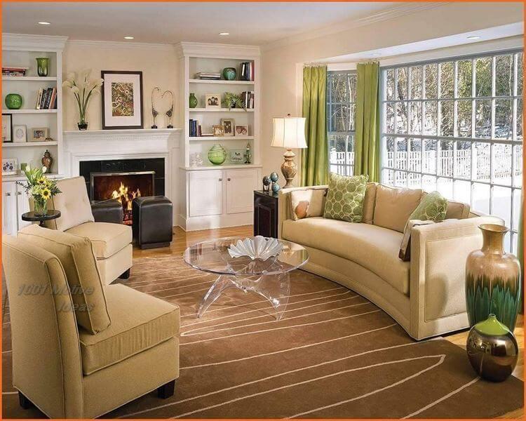 Living-room-Diy-Home-Decor- Designs-free-patterns- 09