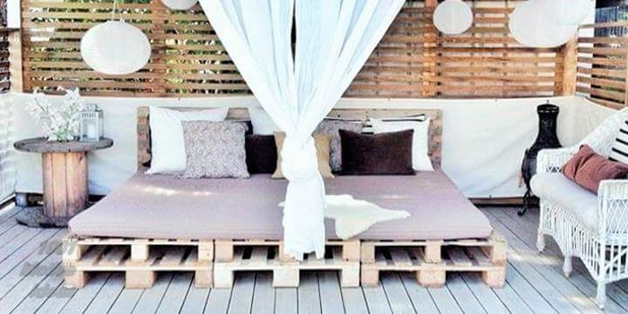 Wooden-Pallet-Diy-Bed- pattern free easy-Free Patterns- 07