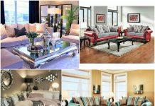 Stylish Living Room Decorating Designs