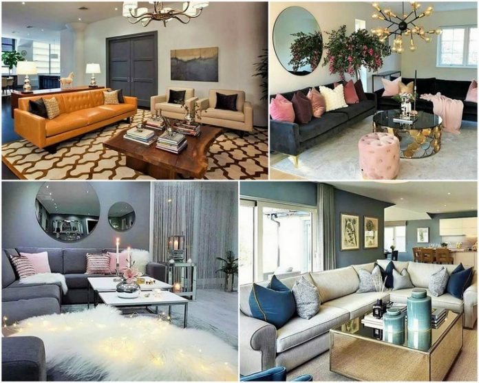 Lovely Living Room Design Ideas