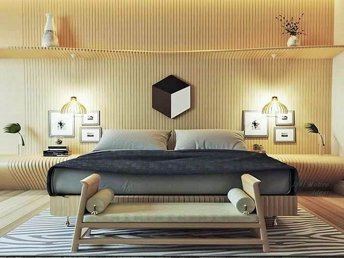 Bedroom Decorating Ideas- (1)
