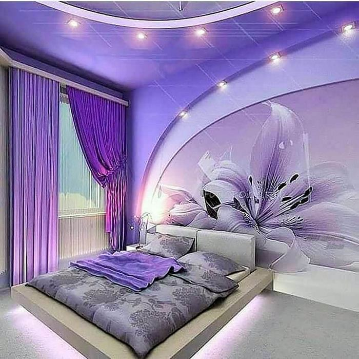 Bedroom Decorating Ideas- (10)