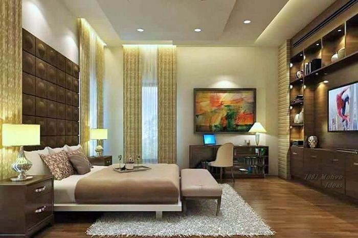 Bedroom Decorating Ideas- (2)