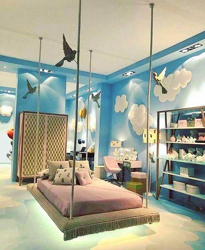 Bedroom Decorating Ideas- (20)