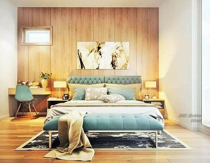 Bedroom Decorating Ideas- (9)