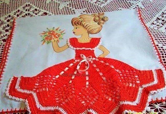 Crochet baby dress pattern free easy-15