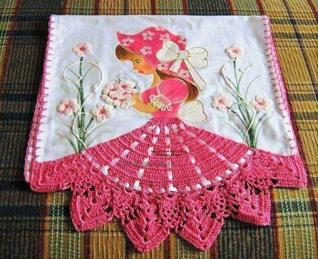 Crochet baby dress pattern free easy-21