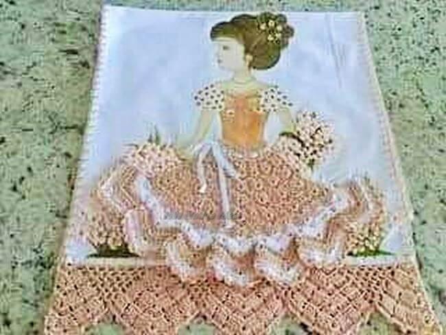 Crochet baby dress pattern free easy-24