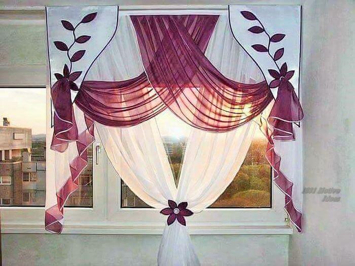 DIY Home Decor with Clothes- (14)