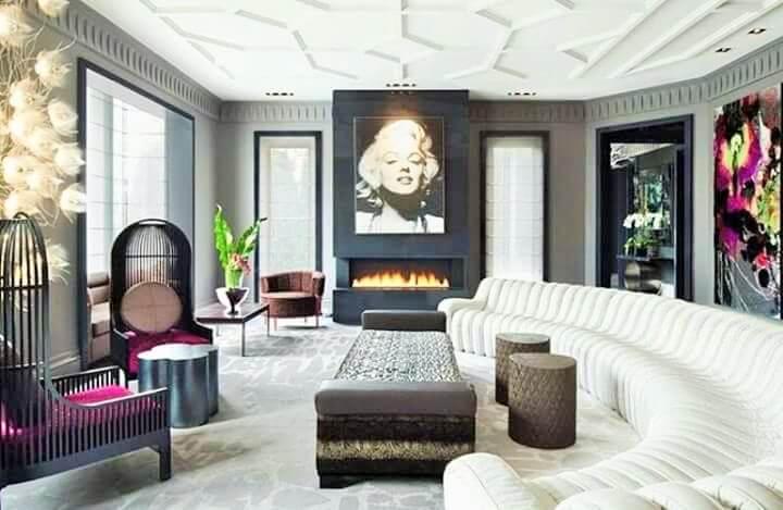 Inspirational Living Room Ideas- (17)