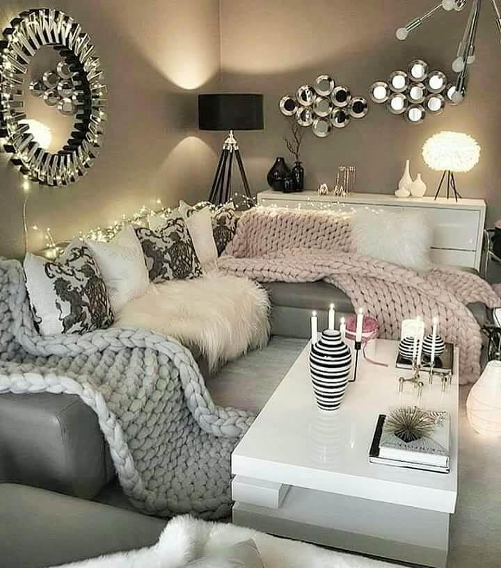 Inspirational Living Room Ideas- (4)