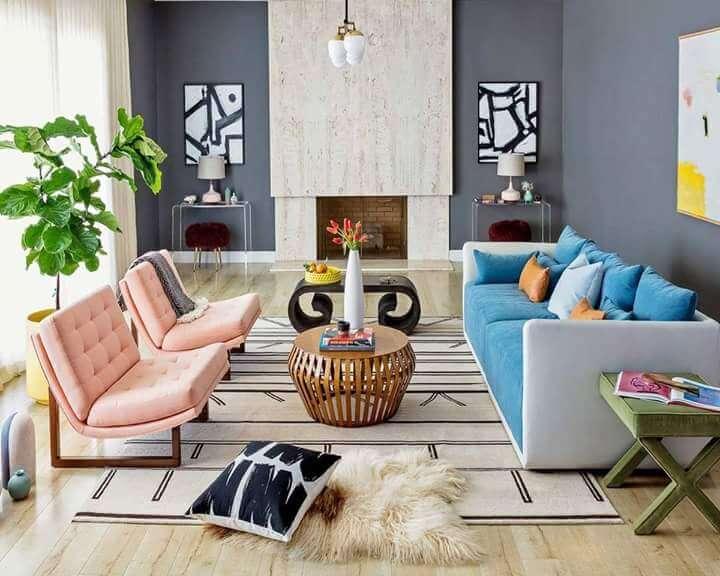 Lovely Living Room Design Ideas - (1)