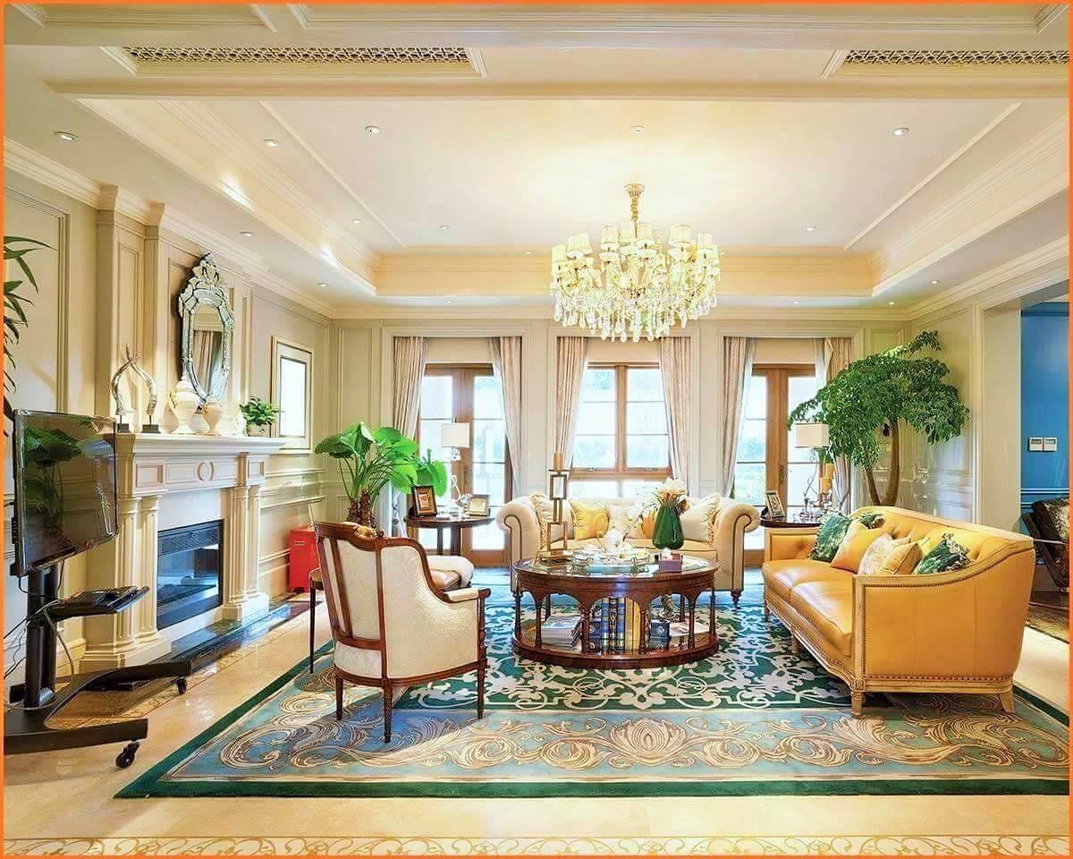 Lovely Living Room Design Ideas - (11)