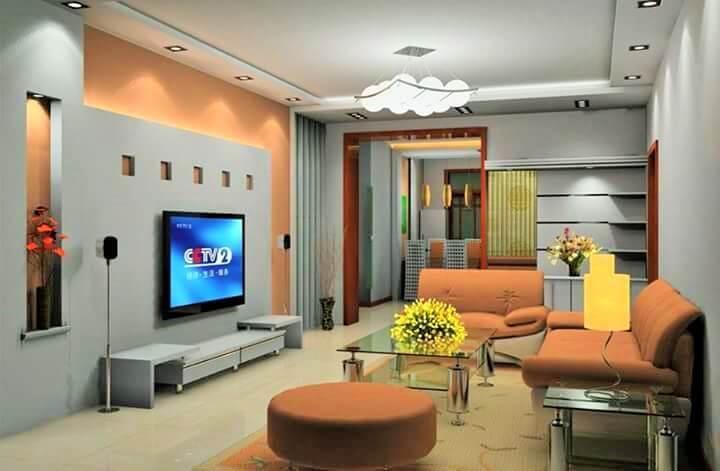 Lovely Living Room Design Ideas - (15)
