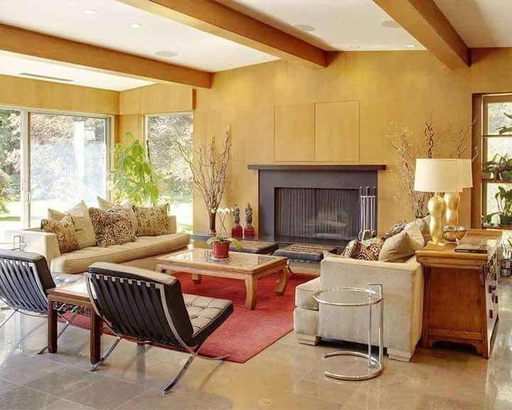 Lovely Living Room Design Ideas - (4)