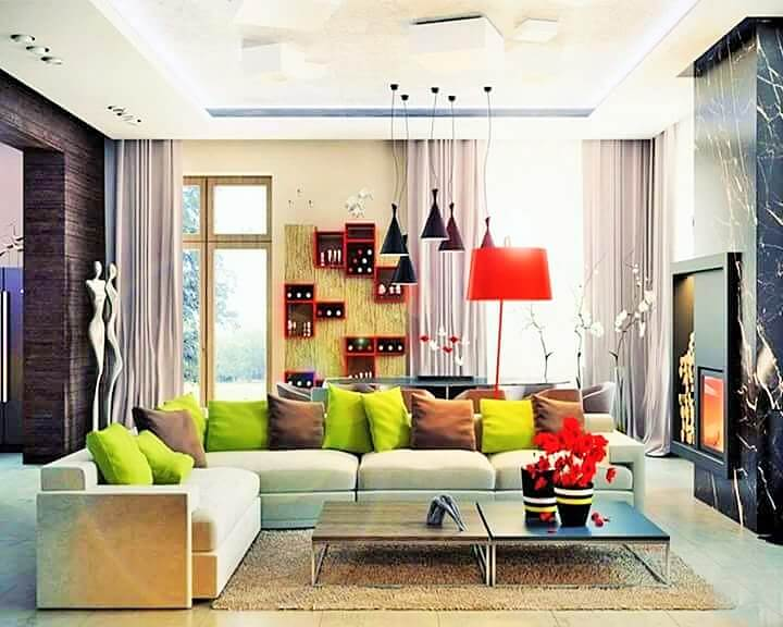 Lovely Living Room Design Ideas - (8)
