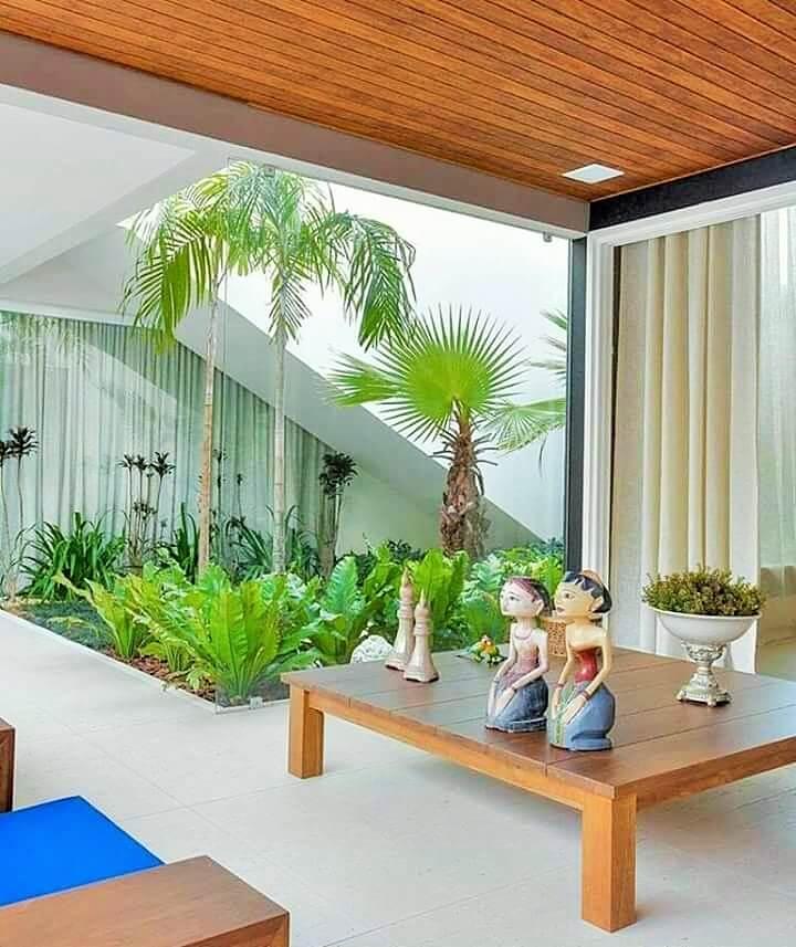 Small garden ideas & small garden design- (1)