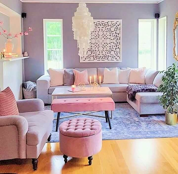Stylish Living Room Decorating Designs- (14)
