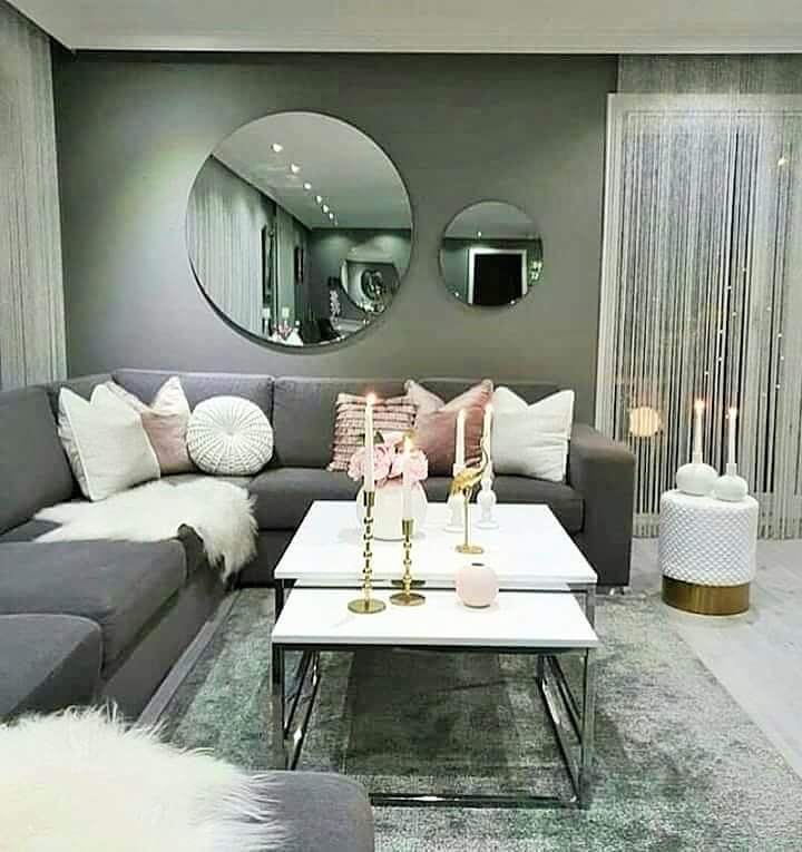 Stylish Living Room Decorating Designs- (15)