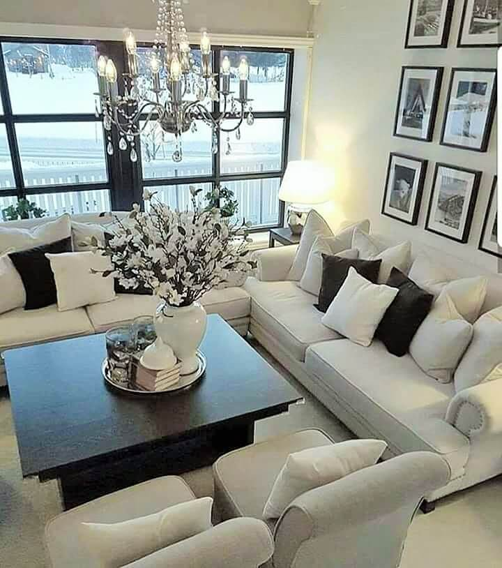 Stylish Living Room Decorating Designs- (16)