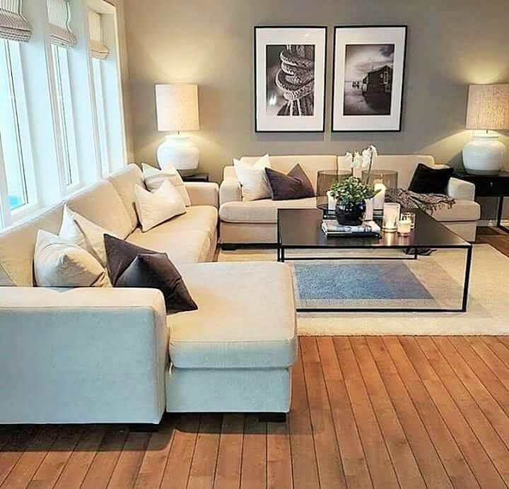 Stylish Living Room Decorating Designs- (17)