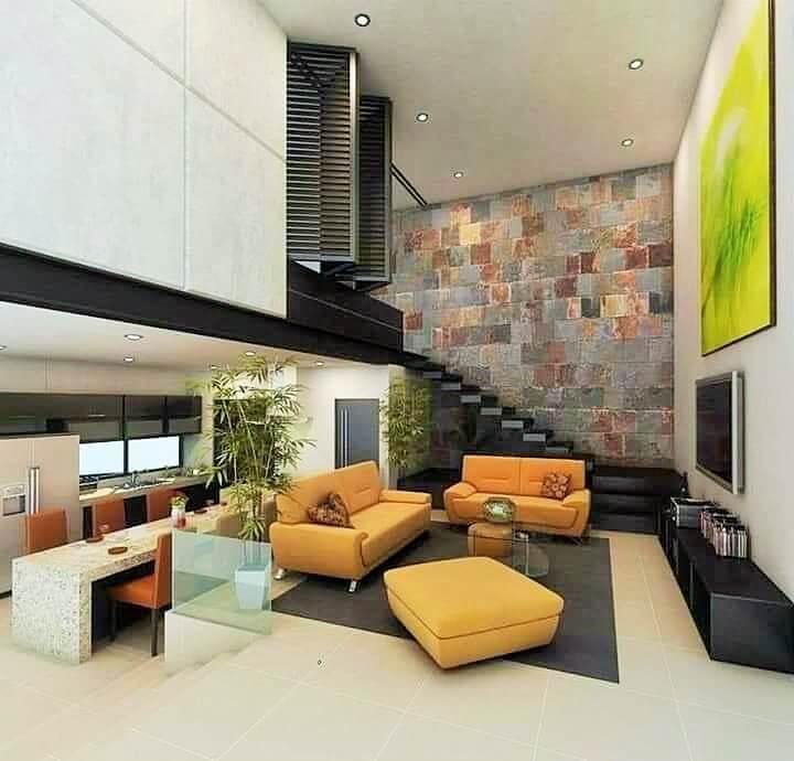 Stylish Living Room Decorating Designs- (2)