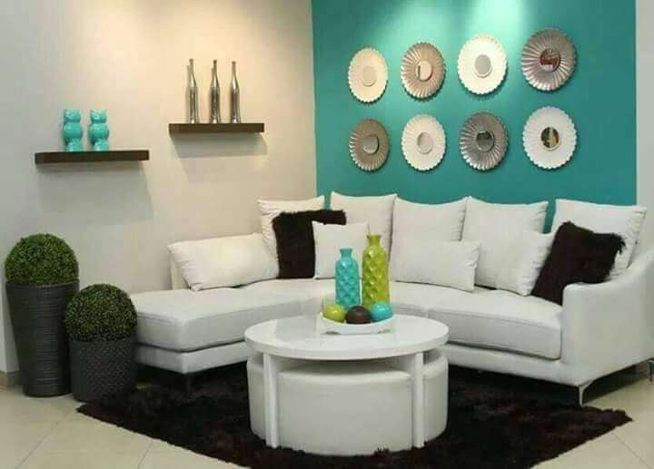 Stylish Living Room Decorating Designs- (3)