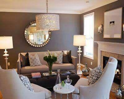Stylish Living Room Decorating Designs- (4)