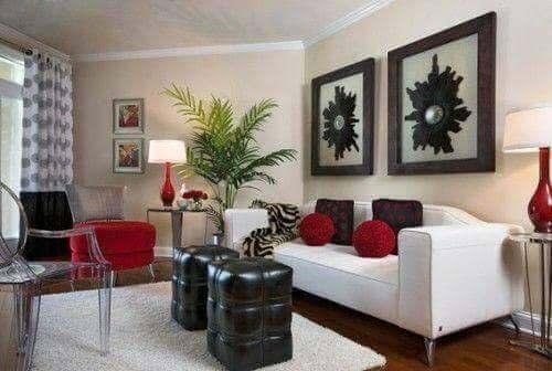 Stylish Living Room Decorating Designs- (7)