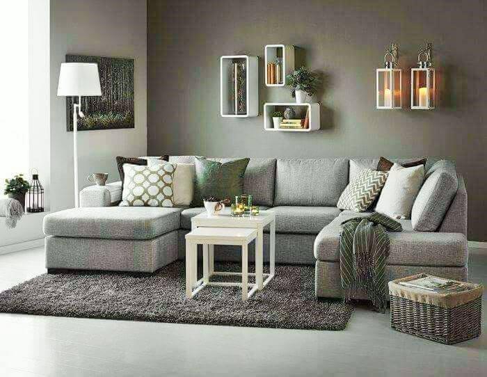 Stylish Living Room Decorating Designs- (8)