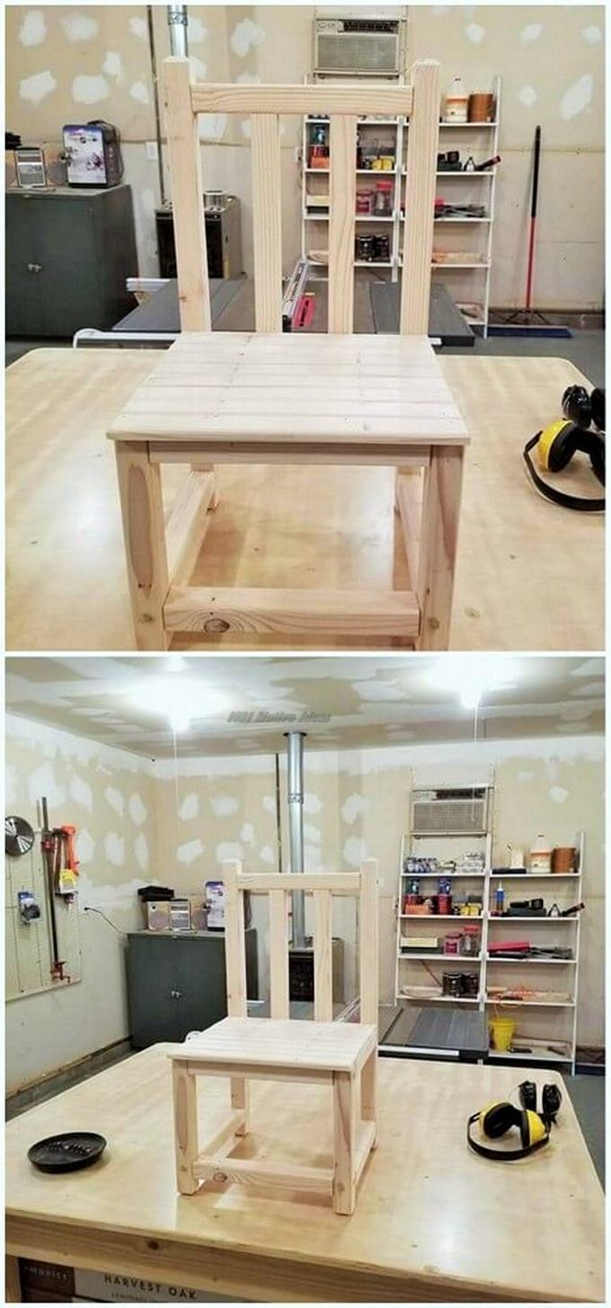 Top-ways of turning pallets into furniture- (11)