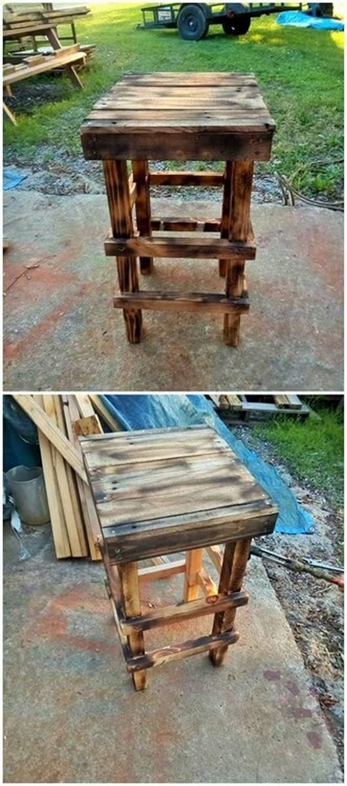 Top-ways of turning pallets into furniture- (12)
