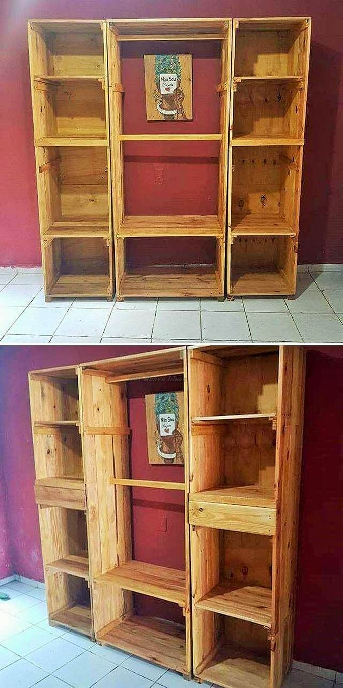 Top-ways of turning pallets into furniture- (19)