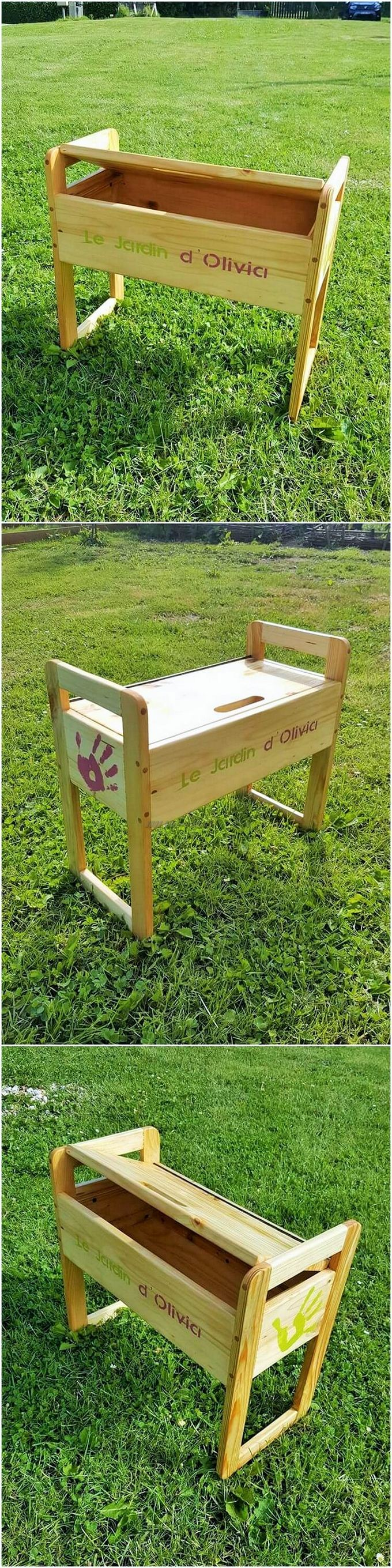 Top-ways of turning pallets into furniture- (2)