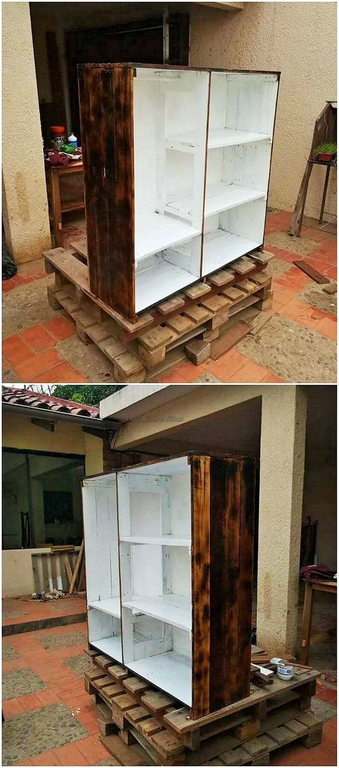 Top-ways of turning pallets into furniture- (7)