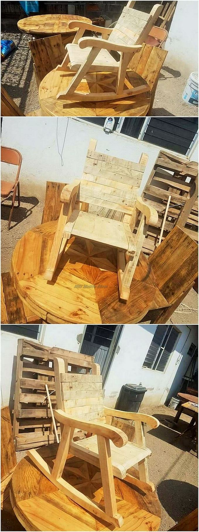 Top-ways of turning pallets into furniture- (9)