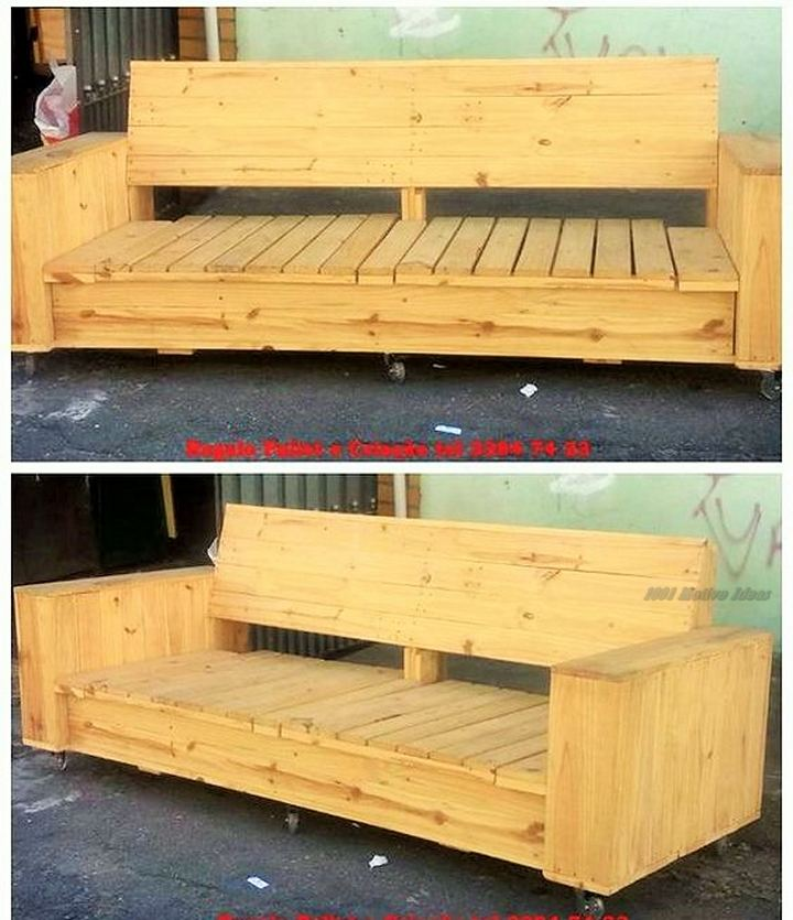 Wooden Pallets for Domestic and International Use- (11)