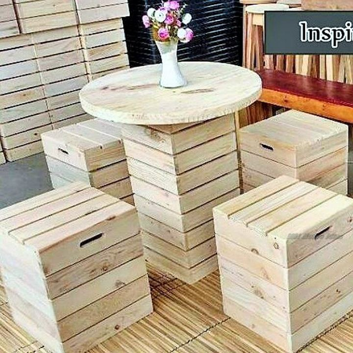 Wooden Pallets for Domestic and International Use- (13)