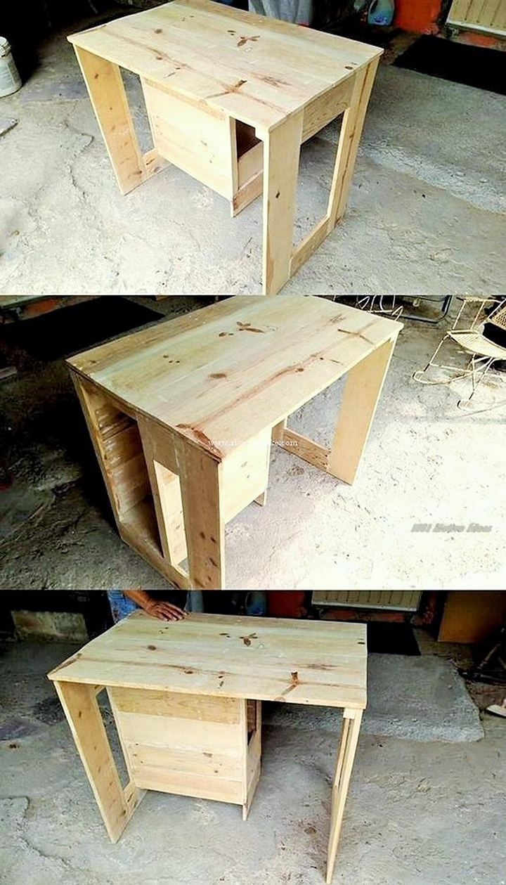 Wooden Pallets for Domestic and International Use- (16)