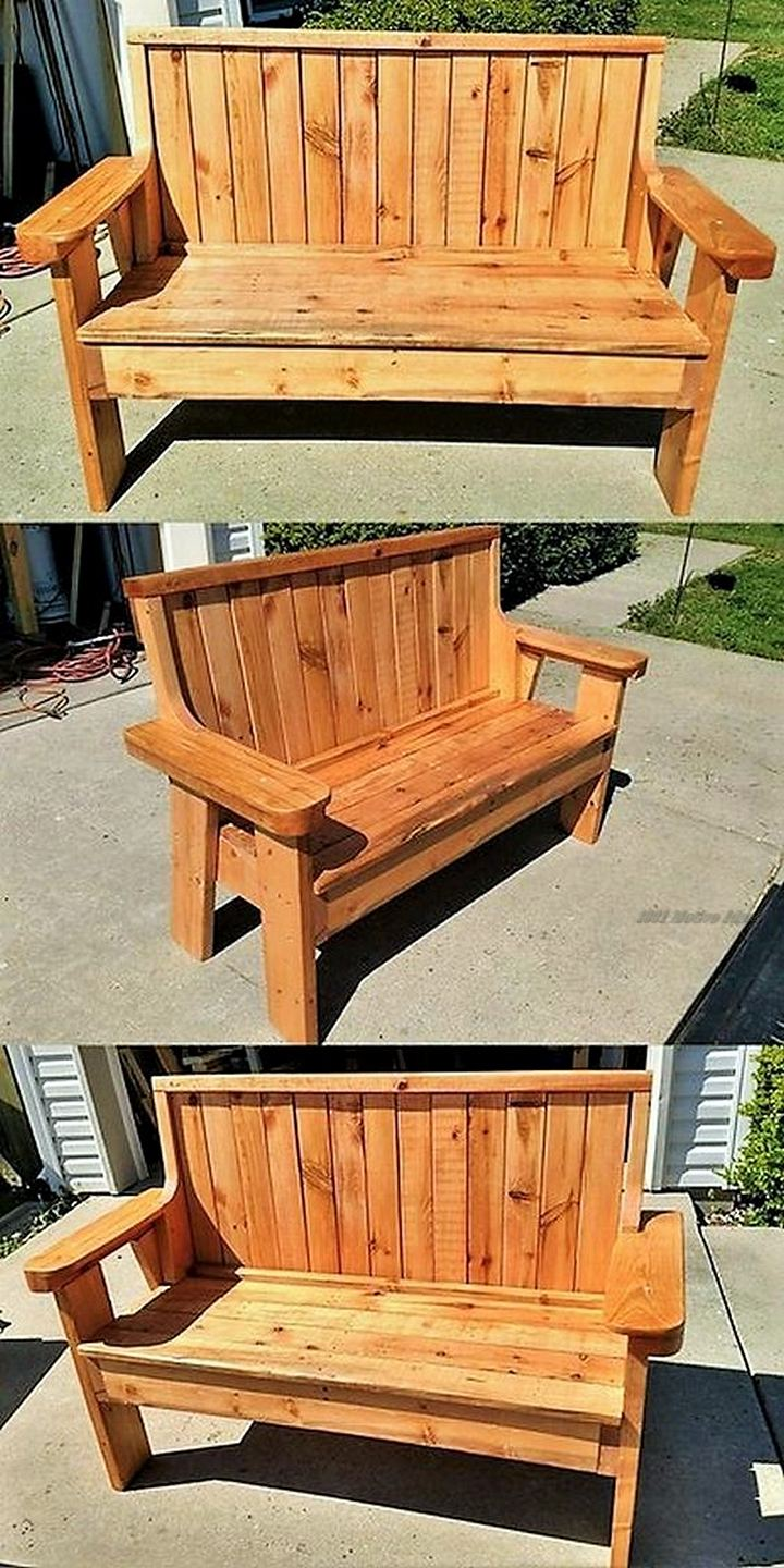 Wooden Pallets for Domestic and International Use- (19)