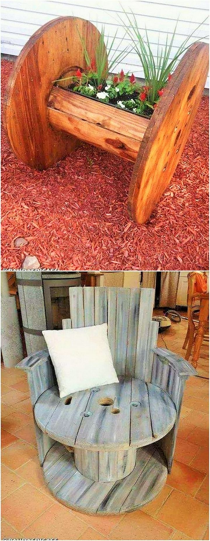 Wooden Pallets for Domestic and International Use- (4)