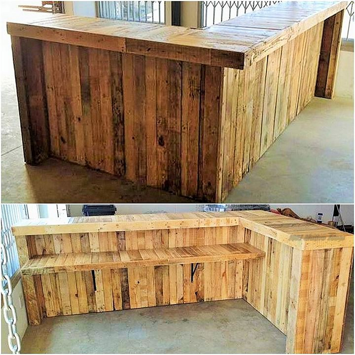 Wooden Pallets for Domestic and International Use- (5)