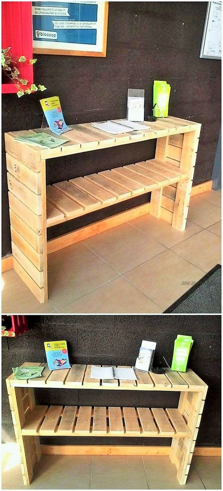 Wooden Pallets for Domestic and International Use- (9)